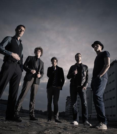 Rockband Wolfendale uit Eindhoven na zes jaar opgedoken