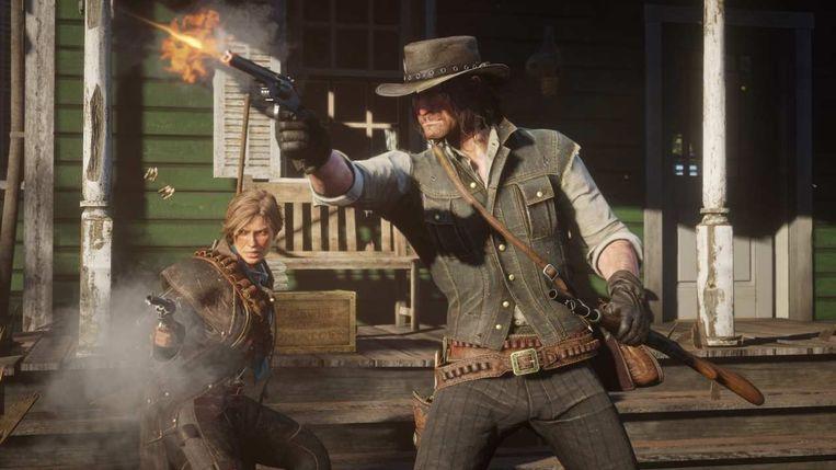 Red Dead Redemption II Beeld Rockstar Games
