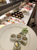 150 sushi-rollen per dag gaan er door bij Preston Palace