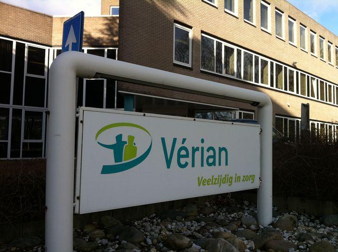 Hoofdkantoor van thuiszorgorganisatie Vérian in Apeldoorn. Foto Arnold Zweers