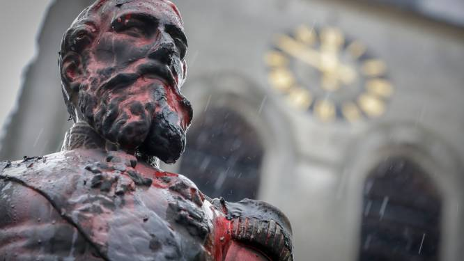 Van The New York Times tot Al Jazeera: weggehaald standbeeld Leopold II is wereldnieuws