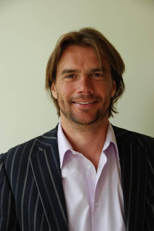 Psycholoog Steven Pont