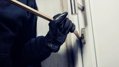 Dieven proberen werkhuizen van OCMW open te breken