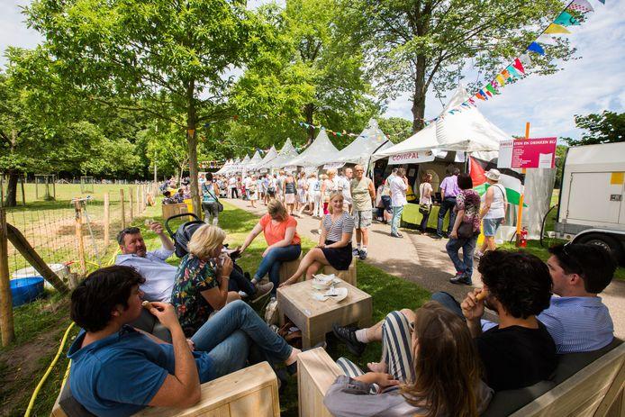 Het culinair wereldfeest 'Amuse' keert terug naar Hasselt (archiefbeeld).
