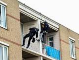 Arrestatieteam valt woning Spijkenisse binnen via het dak