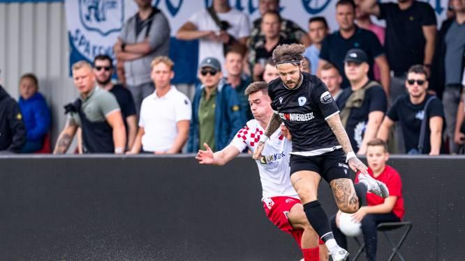 Vince Gino Dekker uit selectie Spakenburg gezet: 'De trainer en ik hebben vaker problemen gehad'