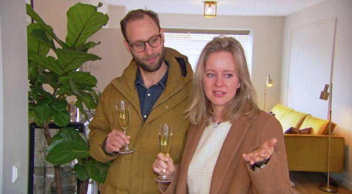 Bas en Sofie in Kopen zonder kijken.