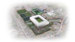 In primeur onthuld: het nieuwe stadion van Club, pareltje met steile tribunes, 5.000 vipplaatsen en fandorp