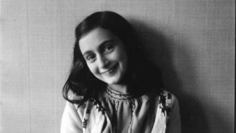 Anne Frank. Archiefbeeld. Beeld EPA