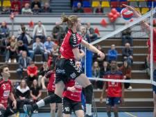 VCV wint overtuigend eerste duel in eerste divisie