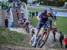 Van der Poel direct ongenaakbaar bij eerste wedstrijd op mountainbike