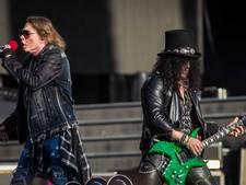 Reünie Guns N' Roses maakt memorabele avond helemaal waar