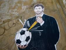 Juventus-voorzitter Agnelli geeft Boris Johnson de schuld van mislukken Super League