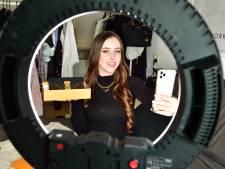 Hoe Lisa (20) met haar stijlvolle looks de Instaqueen van Gouda werd: 'Vanaf 100.000 volgers tel je echt mee'
