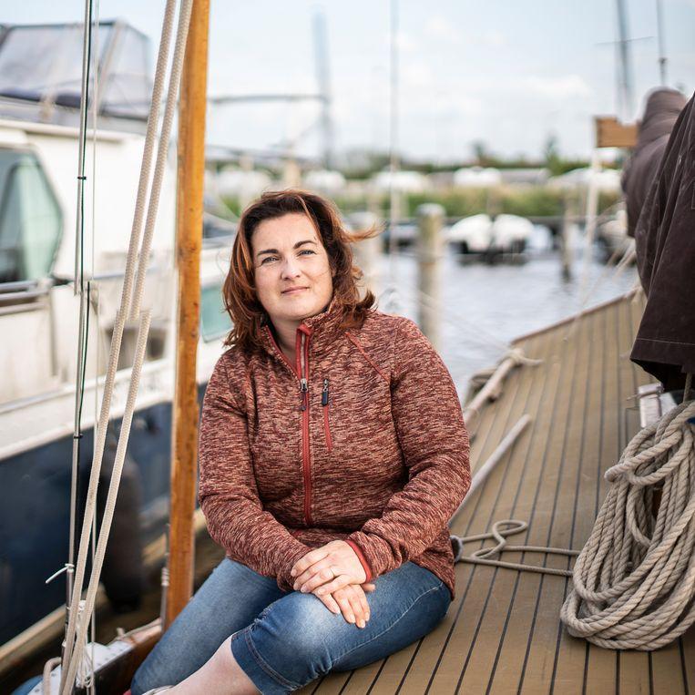Marieke Boon. Beeld Harry Cock / de Volkskrant