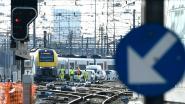 Chaos op het spoor door trein met panne in Brussel-Zuid
