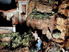 Catalaanse kerststal van broeder Josep in kerk Aarle-Rixtel