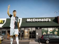 """Quand Ronaldo mendiait des hamburgers au Mcdo: """"Je veux rendre quelque chose aux employées"""""""