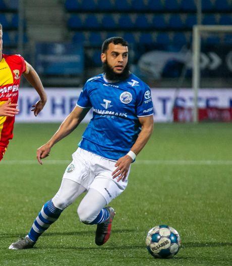Ahannach en Meerveld zijn twijfelgevallen bij FC Den Bosch in thuiswedstrijd tegen Telstar