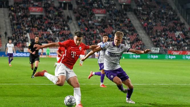 Griekse verrassing Douvikas haakt razendsnel aan bij niveau FC Utrecht: 'Hij wordt steeds beter'