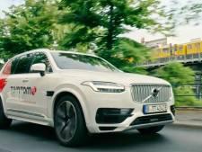 TomTom test zelfrijdende auto