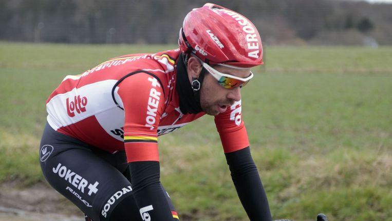 Thomas De Gendt is van de partij. Beeld PHOTO_NEWS