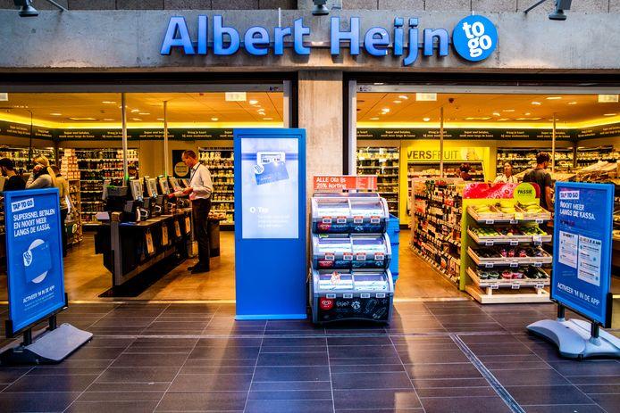 Een filiaal van Albert Heijn. Foto ter illustratie.