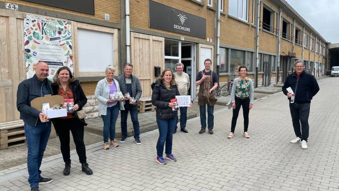 Ostendse Smoefelroute passeert langs lekkers uit de stad
