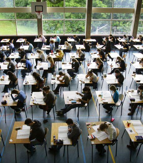 Studenten frauderen massaal op examens door digitaal te spieken