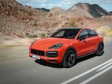 Cayenne Coupé is Porsche's sportiefste SUV