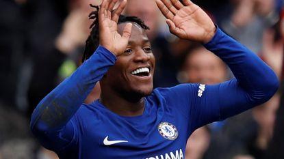 Zijn afscheidscadeau? Michy Batshuayi trapt Chelsea naar volgende bekerronde, maar wacht nog altijd op transfer