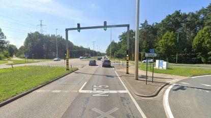 AWV verlengt afslagstrook aan kruispunt Europalaan met Bilzerbaan