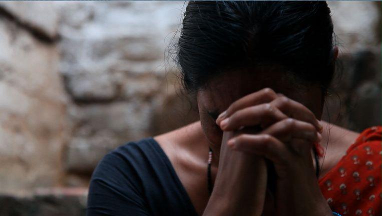 Een beeld uit de documentaire 'India's Daughter', die momenteel heel India in de ban houdt. Beeld RV