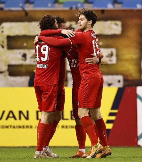 FC Twente verrast: Eindelijk is daar weer die goal, het gif en de driepunter