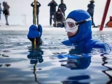Alexey Molchanov plonge sous la glace à 80 mètres de profondeur et bat un nouveau record