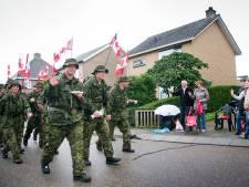 Canada oefent voor Vierdaagse met Victory March