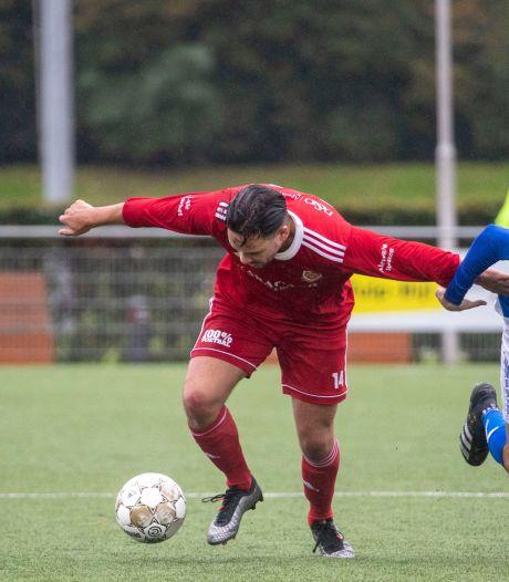 Voetbaloverzicht: FC Jeugd nog lang niet aan betere hand, Edesche Boys geeft voorsprong weg