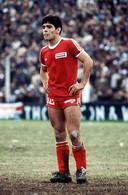 Diego Maradona speelde van 1976 tot 1981 als tiener voor Argentinos Juniors, de club waar het stadion naar hem vernoemd is.