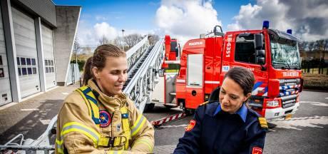 Deze brandweervrouwen willen geen attractie meer zijn: 'Vrouwen voegen iets toe'