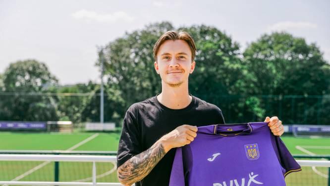 Anderlecht heeft vervanger voor Sambi beet: Zweedse EK-ganger Kristoffer Olsson tekent voor vier jaar