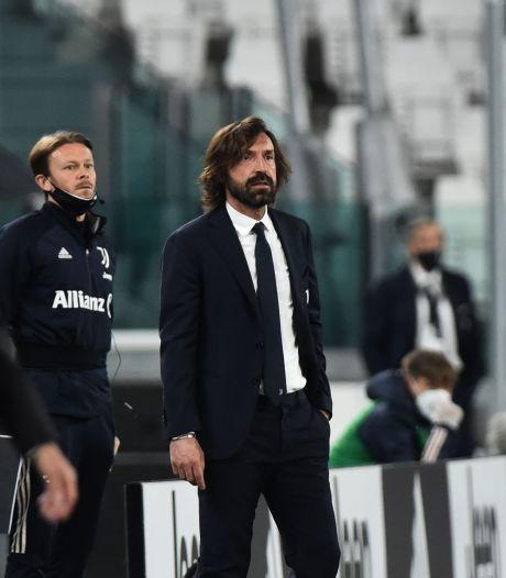 Pirlo denkt niet aan opstappen bij Juve: 'Wij kunnen beter, ik kan beter'
