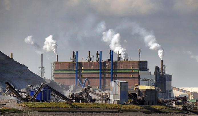 Fosforfabriek Thermphos. foto Ruben Oreel