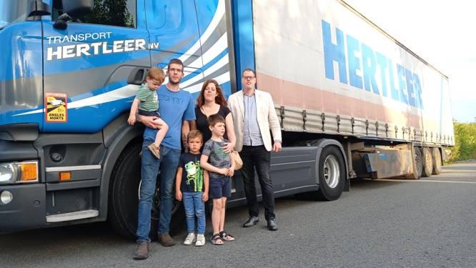 """Zelzatenaren trekken morgen met volle vrachtwagen hulpgoederen naar Pepinster: """"Alle spullen zijn nog steeds welkom"""""""