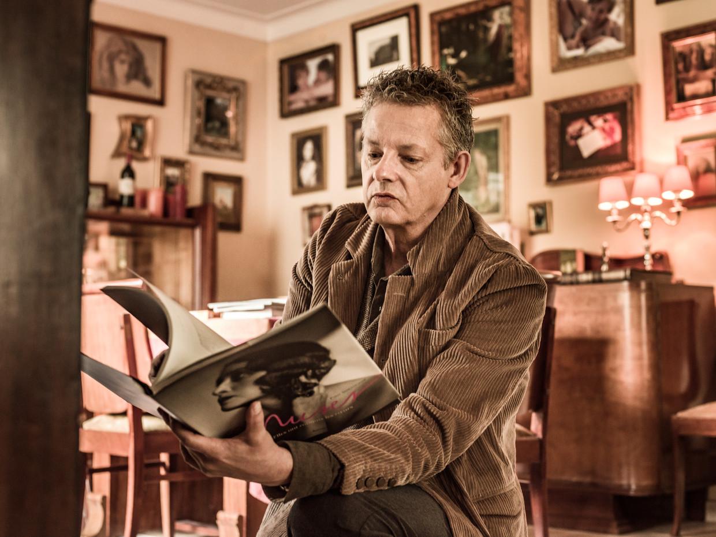 'Toen Orson Welles me echt leek te willen meenemen naar Los Angeles, dacht ik plots: hoe is het mogelijk? Dit is hoogst verdacht! Ik was opeens bang dat hij een pedofiel was.' Beeld Johan Jacobs