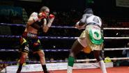 """Persoon kroont zich tot WBA-wereldkampioene supervedergewichten: """"Het leek op een straatgevecht"""""""
