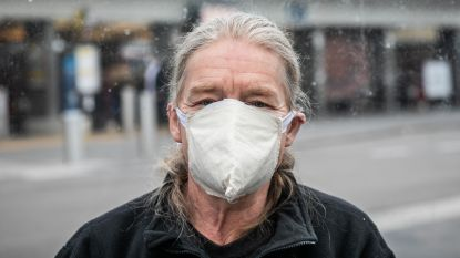 Vijf pv's in Hasselt voor niet-dragen van mondmasker