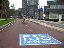 Tracé fietssnelweg naar centrum Almelo heikel punt
