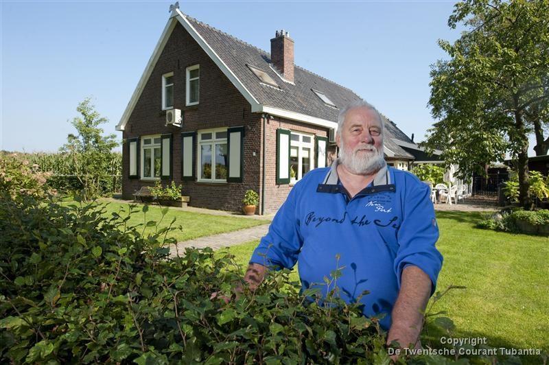 Pleegouder Jan Jeursen uit Haarlo maakt zich grote zorgen over de toekomst van de pleegzorg