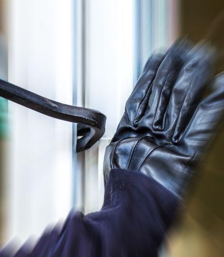 Tholen was afgelopen winter hotspot voor inbrekers, daders nog niet gevonden
