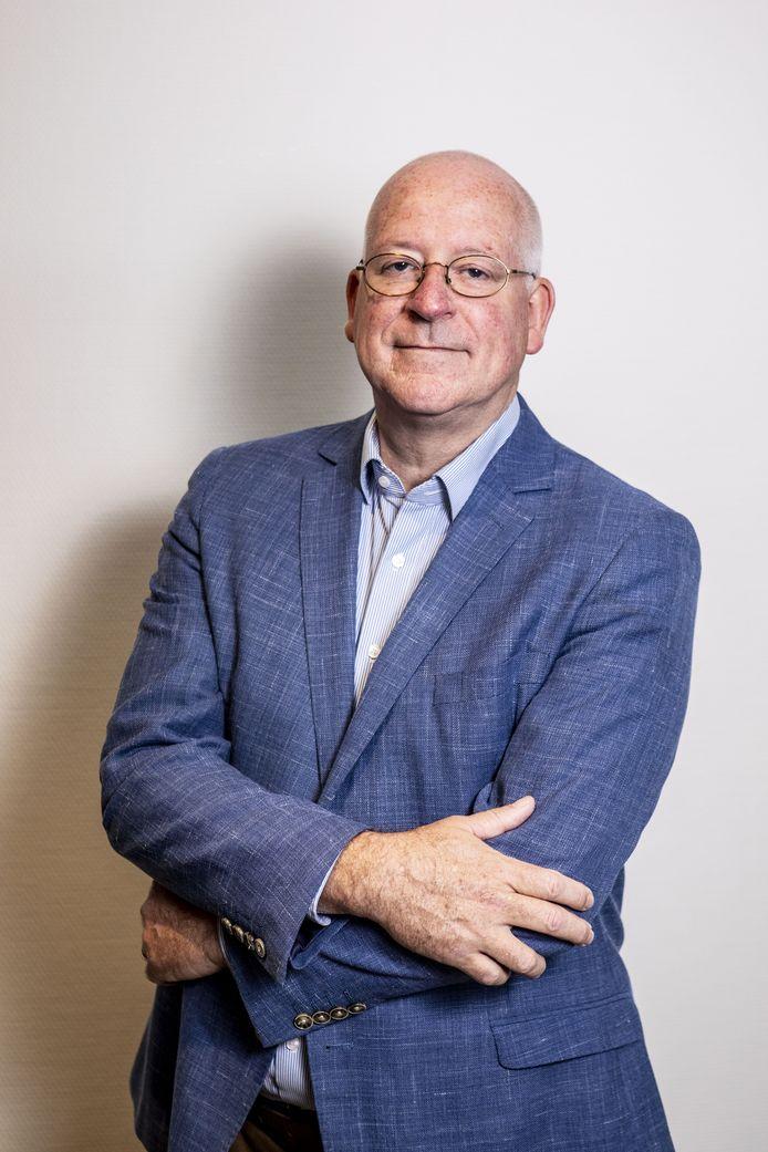 Burgemeester John Joosten van Dinkelland: 'Dit is geen politiek discussie'